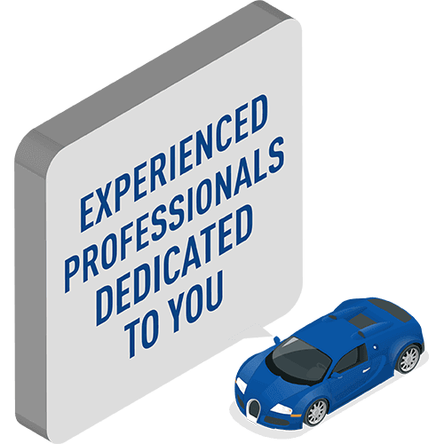 Experienced Professionals Dedicated to You